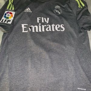 Real Madrid 15/16 Away Jersey